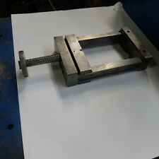 Bays State Precision Vise For A Jig Borer