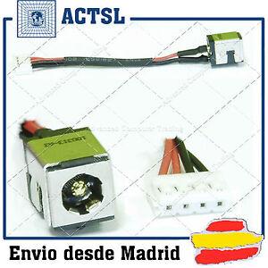 CONECTOR DC JACK ASUS X5DI (Con Cable) TRsfc7WZ-08030711-122695624