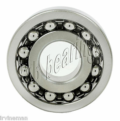 1305 Self Aligning 25x62x17 25mm//62mm//17mm Deep Groove Radial Ball Bearings