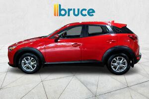 2016 Mazda CX-3 TOURING - SUN ROOF / AWD / LEATHER INTERIOR
