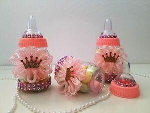 Decoracion Baby Shower Nina De Princesa.Detalles De 12 Botellas Rellenable Mejor Princesa Nunca Baby Shower Recuerdos Premios Nina Decoracion Ver Titulo Original