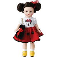 NEW Madame Alexander Wendy Rocks The Dots Walt Disney Minnie Mouse Outfit Doll
