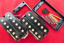 Pair Genuine Dirty Fingers Humbucker Guitar Pickup For Archtop LP,335, Etc