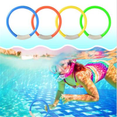 Children Underwater Diving Rings Water Play Toys Swimming Pool Accessory  Random | eBay