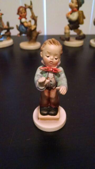 VINTAGE M I HUMMEL 1988 LITTLE BOY FIGURINE~~~
