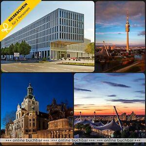Details Zu 3 Tage 2p 4 H4 Hotel Munchen Kurzurlaub Hotelgutschein Bayern Citytrip Wellness