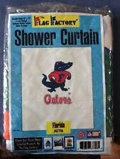 Item 5 Florida Gators Shower Curtain Official NCAA 72 X Nylon Custom Stitched