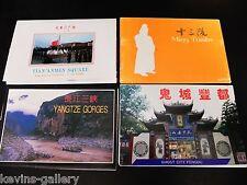 CHINA Postcard LOT CHINESE TIAN'ANMEN MING GHOST YI CHANG SUMMER CI'EN PALACE