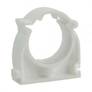 Details about 1 Piece PVC Clamp Rl Rlm Rs 20 Pipe Clip Clamp Bracket Holder  Marmat 0435