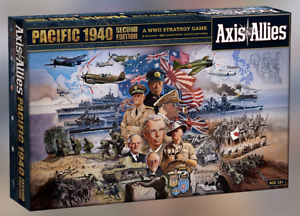 Axis & Allies PACIFIc 1940 ANDRA UTBILDNINGEN EN STRATEGI GAM ­AVALON HILL