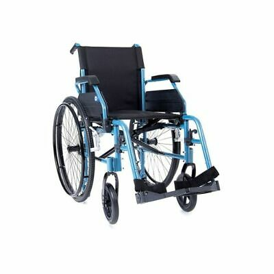 Carrozzina Per Disabili Leggera Con Ruote Regolabili ...