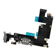 iPhone 6 PLUS Ladebuchse Dock Connector Audio Flex Antenne Mikrofon schwarz grau