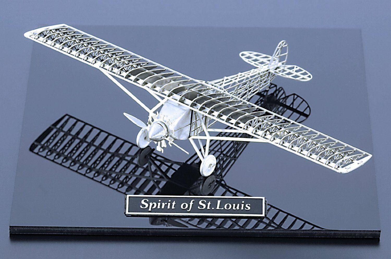 Aerobase 1 160 Spirit of St.Louis B102  Model Kit Micro wing series Made in japa