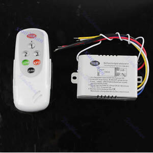 New-3-Ways-ON-OFF-220V-240V-Light-Digital-Wireless-Wall-Switch-Remote-Control