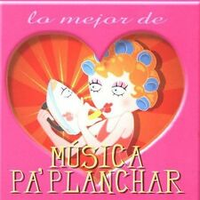 Musica Pa' Planchar by Various Artists (CD, Sep-2004, EMI Music Distribution)