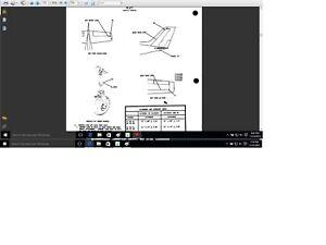Array - cessna 421 a b maintenance library service manual set n engine w a      rh   ebay co uk