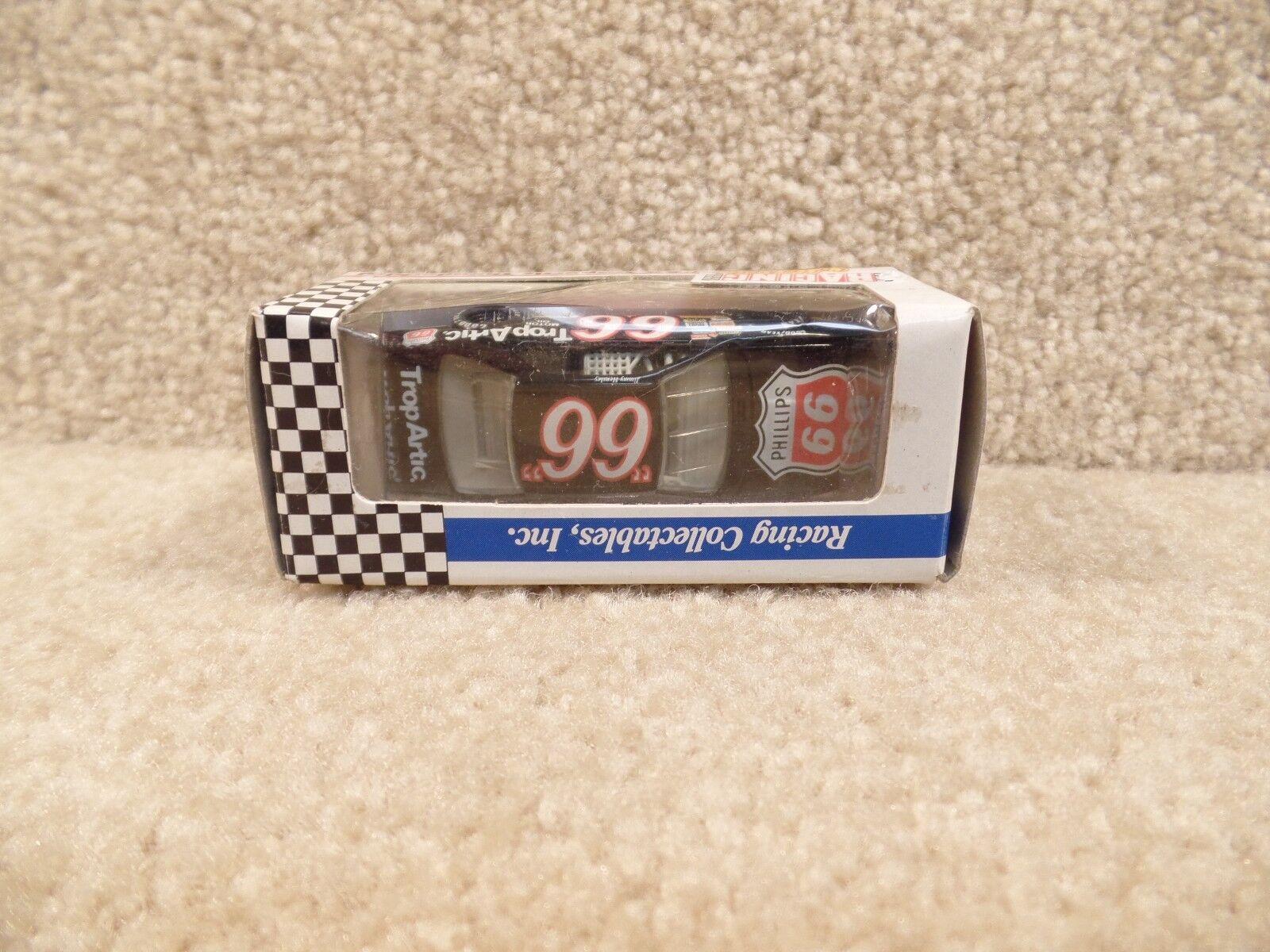 New 1992 Action 1:64 Diecast NASCAR Jimmy Hensley Trop Arctic 66 Thunderbird  66 Arctic f5a817