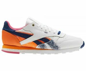 Reebok Classic Leather X Montana Cans
