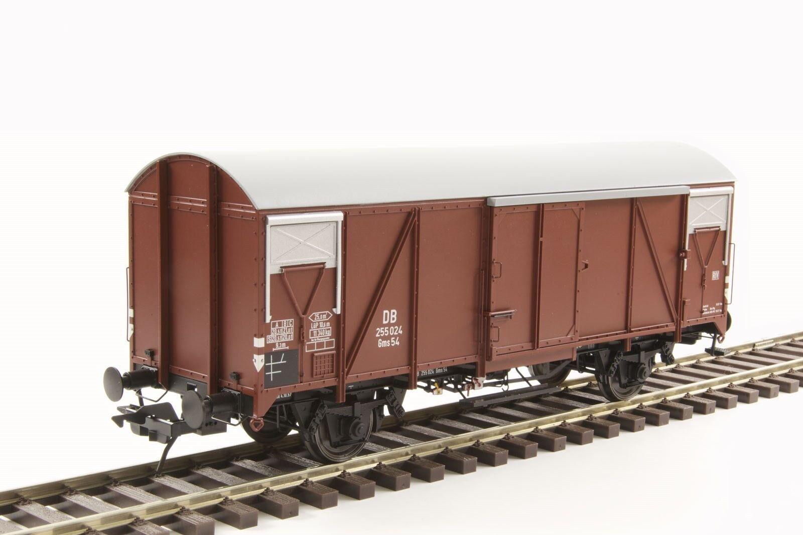 Lenz 42234-01 +++ carri merci GMS 54 con PVC-tetto, traccia 0