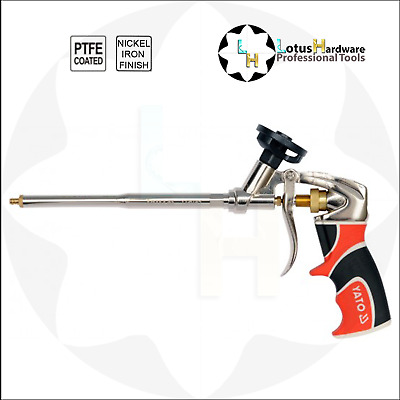 GEOCEL PRO FOAM APPLICATOR TRADE METAL GUN FOR ALL GREAT STUFF EXPANDING FOAM