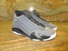 578d5f20f20c1a item 7 2011 Nike Air Jordan Retro 14 XIV OG SZ 9 Graphite Wolf Grey Navy  311832-011 -2011 Nike Air Jordan Retro 14 XIV OG SZ 9 Graphite Wolf Grey  Navy ...