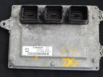 2009-2011 Honda Civic ecm computer 37820-RNA-A74
