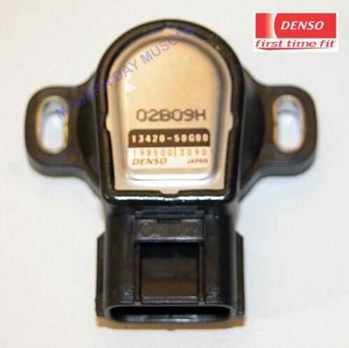 DENSO 198500-3090 Throttle Position Sensor Fits 95-97 Suzuki Swift 94-99 Metro