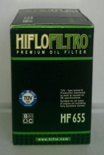 HF655 2013 to 2014 HifloFiltro Oil Filter KTM 450 SMR