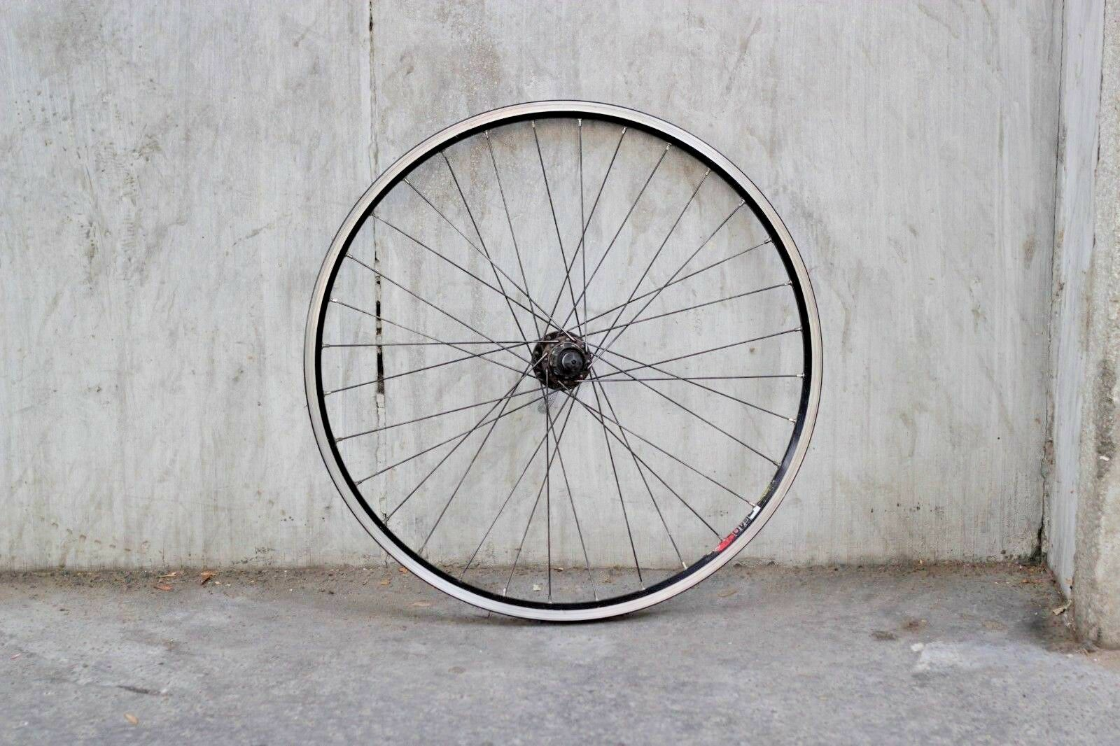 DT Swiss Hügi 240 Mavic 519 mountain bike rear wheel for cross country enduro