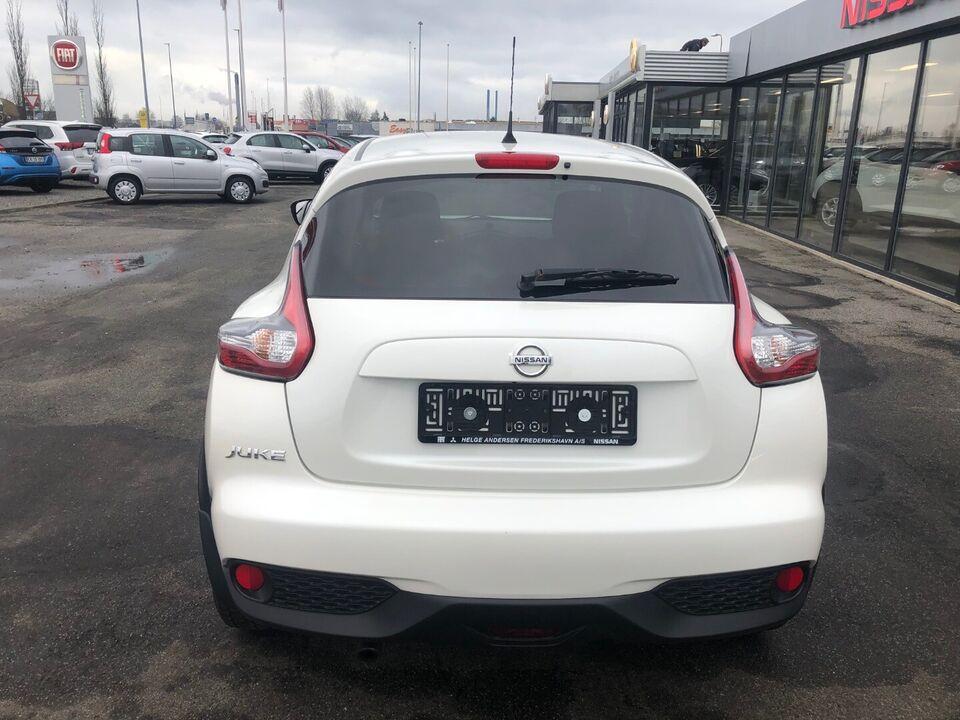 Nissan Juke 1,2 Dig-T 115 Acenta Tech Benzin modelår 2015 km