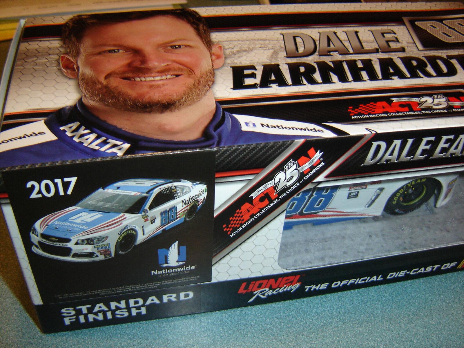88 Dale Earnhardt Jr 2017 Nationwide Assurance Patriotique 1 24 Action