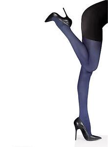 342fefa6f5736 Beige Grey Black Navy Plus Size Ladies Thick Matt Tights Pantyhose ...