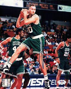 Dino Radja Boston Celtics Signed Autograph 8 x 10 Photo PSA DNA AI34815
