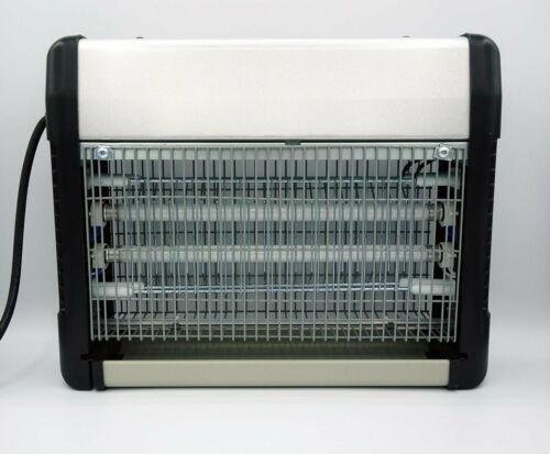 *Premium* Insektenvernichter Power UV Mückenlampe 50m² Fliegenfalle Mückenfalle