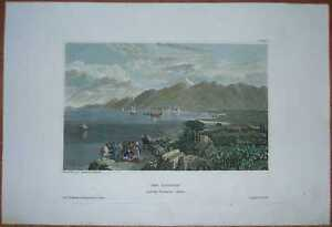 1834-Meyer-print-MOUNT-LEBANON-LEBANON-MOUNTAINS-45