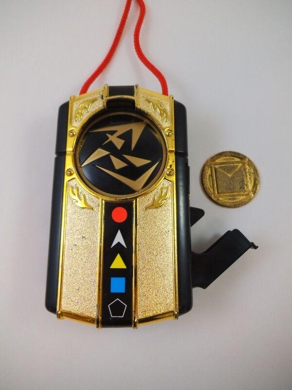 1994 1994 1994 Bandai Japan Sentai Kakuranger Dgoldn Changer MMPR Power Rangers Morpher 1 9b92ba
