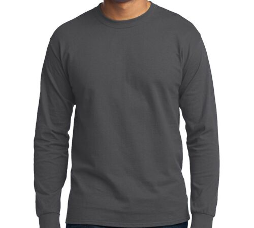 DATSUN Old Logo Embroidered Long Sleeve T-Shirt S-6XL LT-4XLT Nissan New