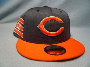 the best attitude 00d98 e9736 Image is loading New-Era-9Fifty-Chicago-Bears-Sideline-Home-Snapback-