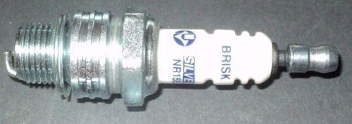 1X Brisk NR15S Zündkerze Wacker PT VPG BPS BPU Wetbike Whitehead W6 W12 W24 W25