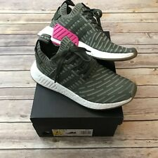 4ea13b07b86f4a adidas NMD R2 PK W SNEAKERS Green White By9953 39-1-3 Green for sale ...