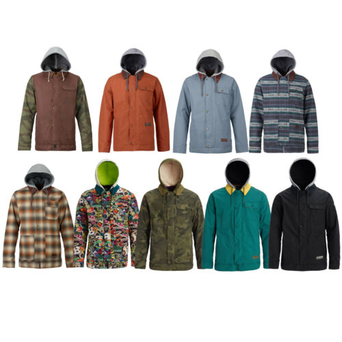 Burton Dunmore Jacket Men/'s Winter Snowboard Ski Parka New