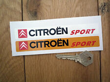 CITROEN SPORT Number Plate Dealer Logo Cover Stickers Saxo GTI Xsara AX C2 C3 DS