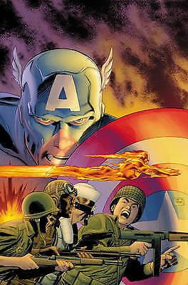1 of 1 - Captain America: Forever Allies