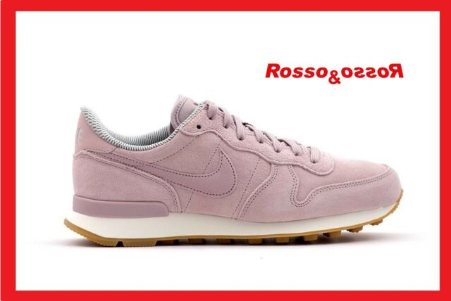 nike internationalist rosa 40