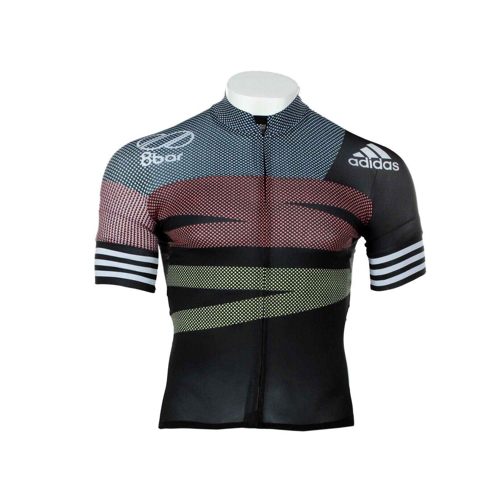 Adidas rueda camiseta J. SS. K. 8bar s bq6779 bicicleta camiseta ciclismo Cycling Bike