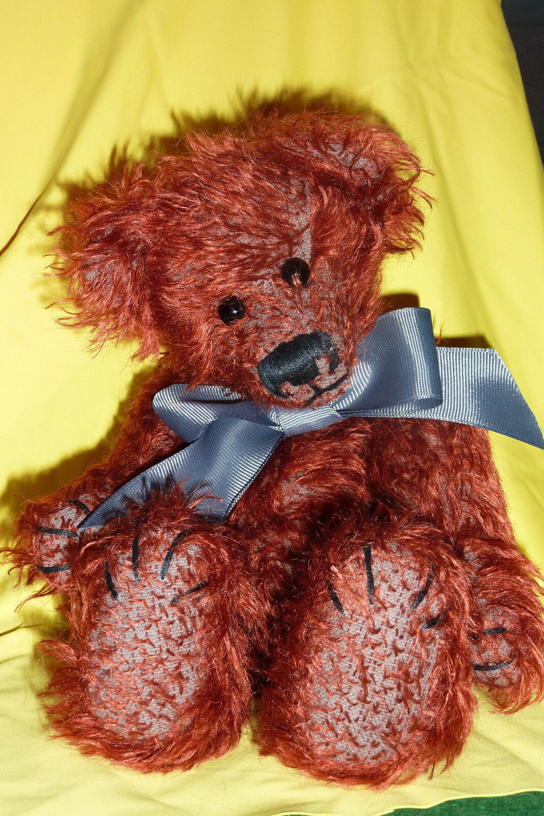 Unique  Celtic Bear  Hand Made Teddy...  FrossoDY