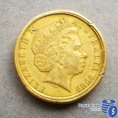 2000 Australia One $1 Dollar Coin Choice Gem 745a Mob of Roos Ex Mint Set