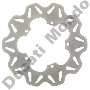 EBC front brake disc for Derbi Gilera LML Piaggio Vespa 50 125 150 fly free zip