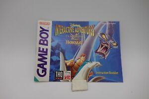 HERCULES-manuale-di-istruzioni-per-NINTENDO-gameboy