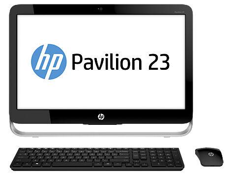 HP Pavilion 23-g010 23in. (500GB, Intel Quad Core, 1.3GHz, 4GB) All-in-One Deskt